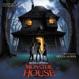 Обложка к диску с музыкой из мультфильма «Дом-монстр»