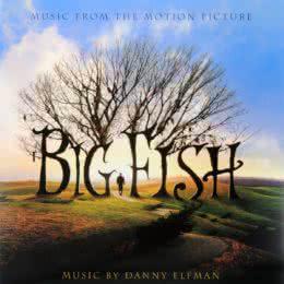 Обложка к диску с музыкой из фильма «Крупная рыба»