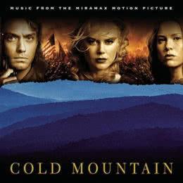 Обложка к диску с музыкой из фильма «Холодная гора»