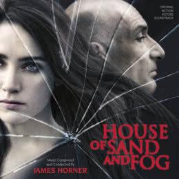 Обложка к диску с музыкой из фильма «Дом из песка и тумана»