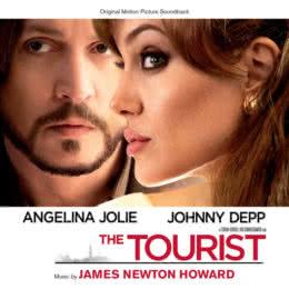 Обложка к диску с музыкой из фильма «Турист»