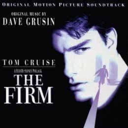 Обложка к диску с музыкой из фильма «Фирма»