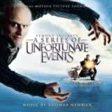 Маленькая обложка диска c музыкой из фильма «Лемони Сникет: 33 несчастья»