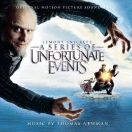 Обложка к диску с музыкой из фильма «Лемони Сникет: 33 несчастья»