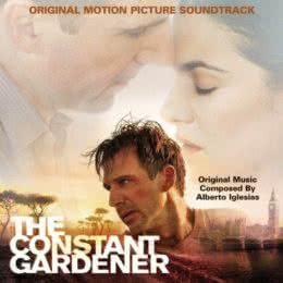 Обложка к диску с музыкой из фильма «Преданный садовник»