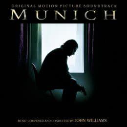 Обложка к диску с музыкой из фильма «Мюнхен»