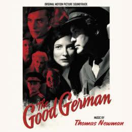 Обложка к диску с музыкой из фильма «Хороший немец»