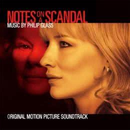 Обложка к диску с музыкой из фильма «Скандальный дневник»
