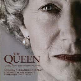 Обложка к диску с музыкой из фильма «Королева»