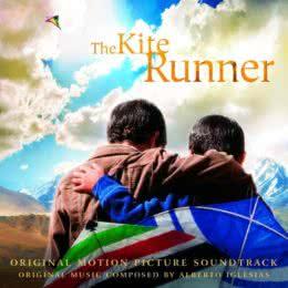 Обложка к диску с музыкой из фильма «Бегущий за ветром»