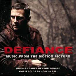 Обложка к диску с музыкой из фильма «Вызов»