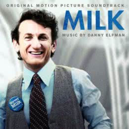 Обложка к диску с музыкой из фильма «Харви Милк»