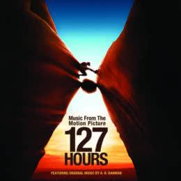 Обложка к диску с музыкой из фильма «127 часов»
