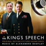 Маленькая обложка диска c музыкой из фильма «Король говорит!»