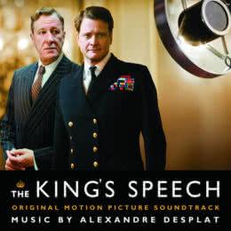 Обложка к диску с музыкой из фильма «Король говорит!»