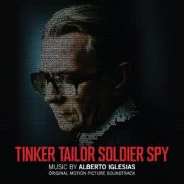 Обложка к диску с музыкой из фильма «Шпион, выйди вон!»
