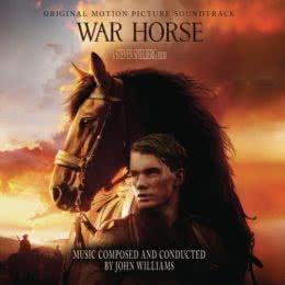 Обложка к диску с музыкой из фильма «Боевой конь»