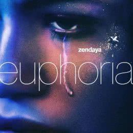 Обложка к диску с музыкой из сериала «Эйфория (1 сезон)»