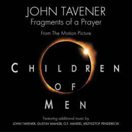Обложка к диску с музыкой из фильма «Дитя человеческое»