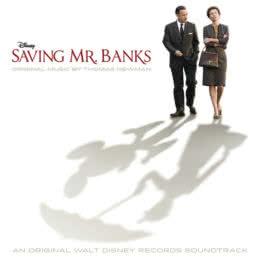 Обложка к диску с музыкой из фильма «Спасти мистера Бэнкса»