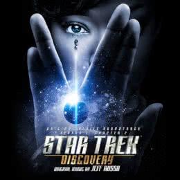 Обложка к диску с музыкой из сериала «Звёздный путь: Дискавери (1 сезон, 2 сборник)»