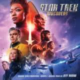 Маленькая обложка диска c музыкой из сериала «Звёздный путь: Дискавери (2 сезон)»