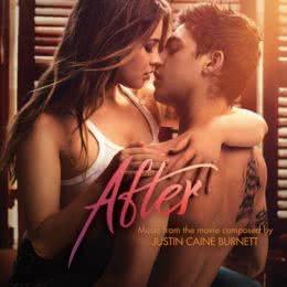 Обложка к диску с музыкой из фильма «После»