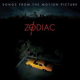 Обложка к диску с музыкой из фильма «Зодиак»
