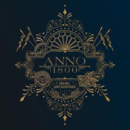 Обложка к диску с музыкой из игры «Anno 1800»