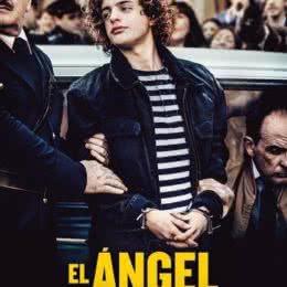 Обложка к диску с музыкой из фильма «Ангел»
