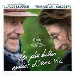 Обложка к диску с музыкой из фильма «Лучшие годы жизни»