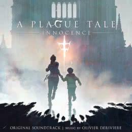 Обложка к диску с музыкой из игры «A Plague Tale: Innocence»