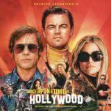 Маленькая обложка к диску с музыкой из фильма «Однажды в Голливуде»