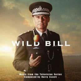 Обложка к диску с музыкой из сериала «Дикий Билл (1 сезон)»
