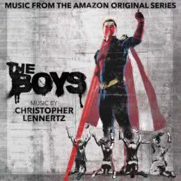 Обложка к диску с музыкой из сериала «Пацаны (1 сезон)»