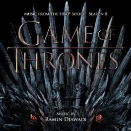Обложка к диску с музыкой из сериала «Игра престолов (8 сезон)»