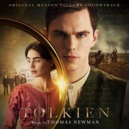 Обложка к диску с музыкой из фильма «Толкин»