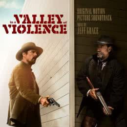 Обложка к диску с музыкой из фильма «В долине насилия»
