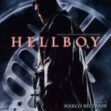 Маленькая обложка диска c музыкой из фильма «Хеллбой: Герой из пекла»