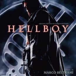 Обложка к диску с музыкой из фильма «Хеллбой: Герой из пекла»
