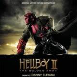 Маленькая обложка диска c музыкой из фильма «Хеллбой 2: Золотая армия»