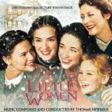 Маленькая обложка диска c музыкой из фильма «Маленькие женщины»