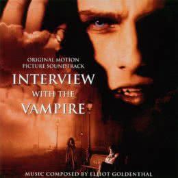 Обложка к диску с музыкой из фильма «Интервью с вампиром»