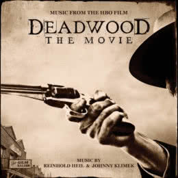 Обложка к диску с музыкой из фильма «Дэдвуд»