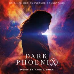 Обложка к диску с музыкой из фильма «Люди Икс: Тёмный Феникс»