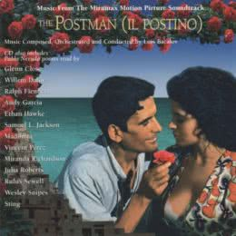 Обложка к диску с музыкой из фильма «Почтальон»