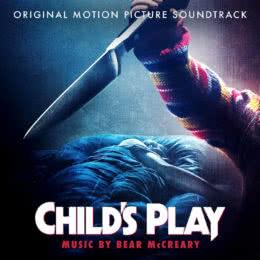 Обложка к диску с музыкой из фильма «Детские игры»