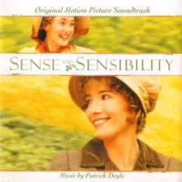 Обложка к диску с музыкой из фильма «Разум и чувства»