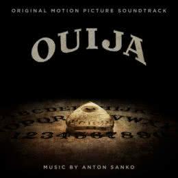 Обложка к диску с музыкой из фильма «Уиджи: Доска Дьявола»