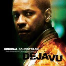 Обложка к диску с музыкой из фильма «Дежавю»
